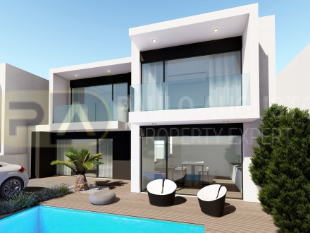 Duplex with pool T3 – Berlengas Rooftop Villas II
