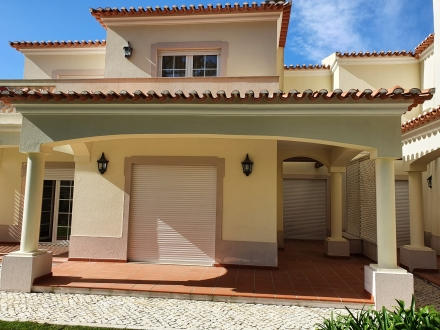 Attractive town house in Praia d'el Rey Golf & Beach Resort